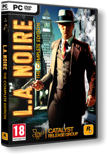 L.A. Noire: The Complete Edition (RUS)[Lossless Repack]
