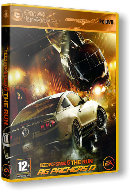 Need for Speed: The Run (RUS/ENG/MULTi11)