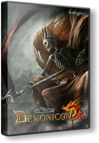 The Dark Eye: Demonicon (2013/PC/Русский) | Repack от R.G. Games