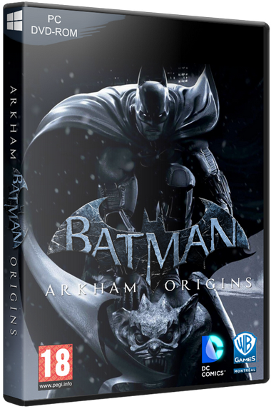 Batman: Arkham Origins [+ 1 DLC](2013/PC/Русский) | Rip