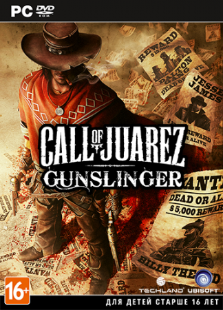 Call of Juarez: Gunslinger (2013/PC/Русский) | RePack