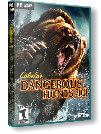Cabela's Dangerous Hunts 2013 (2012/PC/Русский) | RePack
