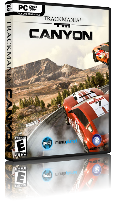 TrackMania 2: Canyon (2011/PC/Русский) | RePack